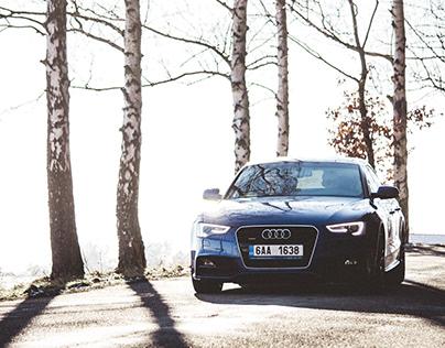 Audi A5 - Sline
