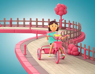 maria's bike