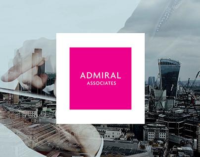Admiral Associates Branding.
