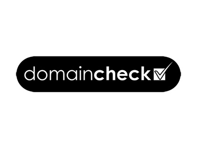 Domaincheck Logo