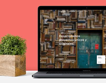 Ediciones Bolanda - Website