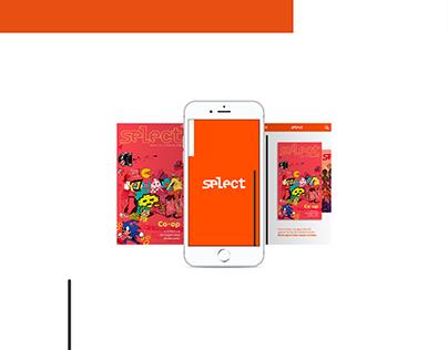 Select - revista digital sobre jogos