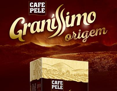 Graníssimo Origens - Café Pelé