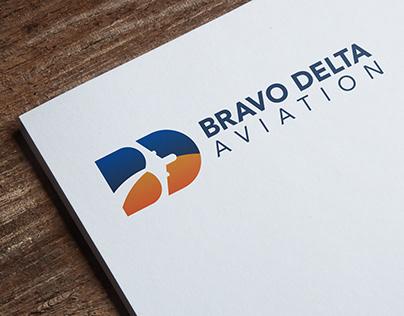 Bravo Delta Aviation Branding
