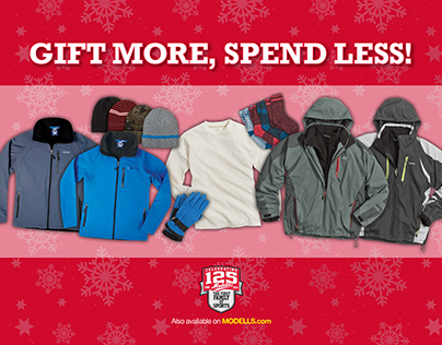 Modell's Holiday Campaign