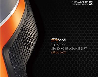 Euroclean Zerobend Series Vacuum Cleaners