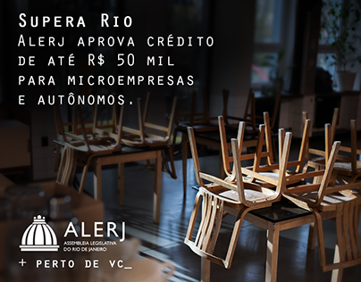 ALERJ   Supera Rio