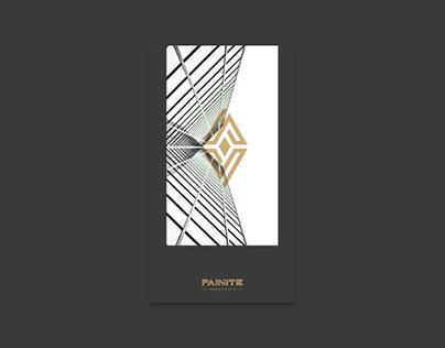 PAINITE Architects - Brand Identity