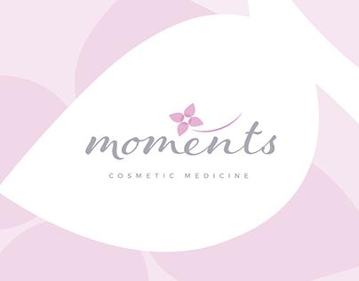 Moments - Branding