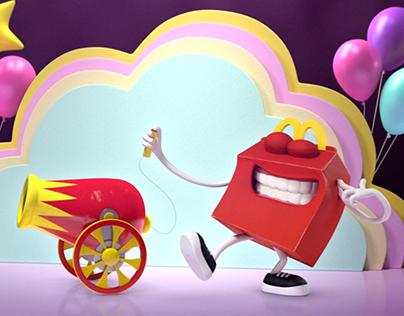 MC DONALD'S - HAPPY MEAL | My Little Pony