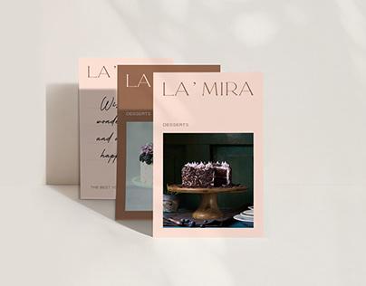 LA`MIRA Branding/Identity