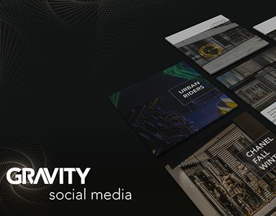 Social Media   Gravity Istanbul