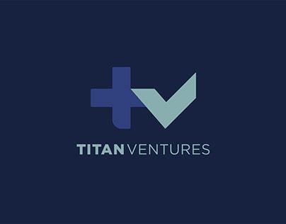 TITAN VENTURES / Banding and Design