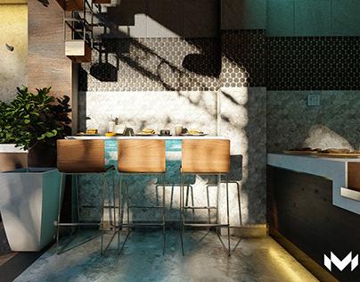 Architectural Interior Walkthrough Film - Ek Cup Chai!