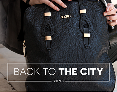 SECRET · Back to the city 2017 · Lookbook
