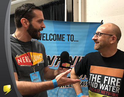 Nerd Lunch Visits Infinity Con Tallahassee 2019