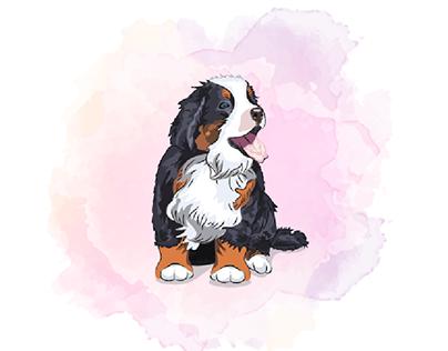 puppy.vector