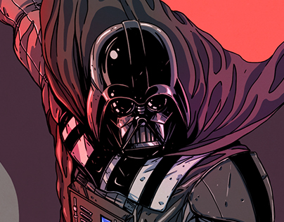 Darth Vader - Fan Art