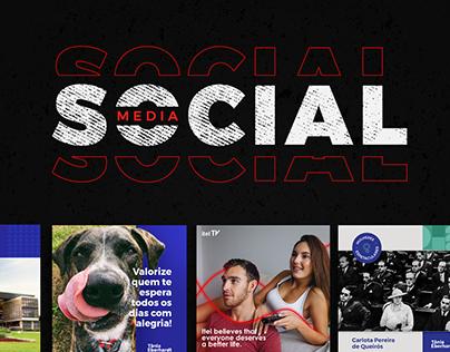 Social Media | 2019-2020