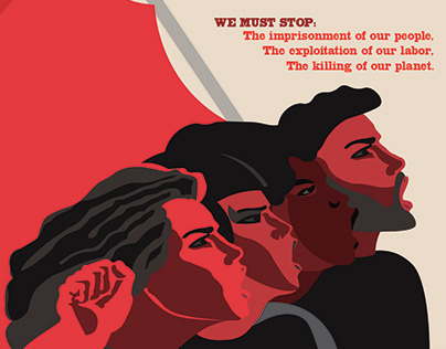 National Strike Poster