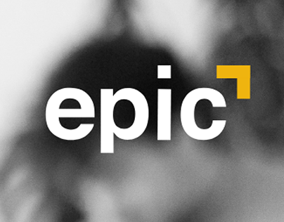 EPIC | Home Page Concept