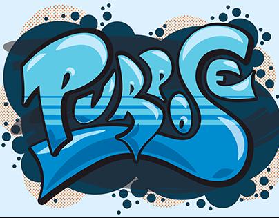 Graffiti for Event