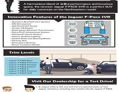 Jaguar F-Pace SVR - New, Fast, and Doomed!