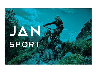 Logo Jan sport