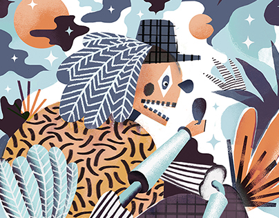 Personal Illustrations 2014 winter