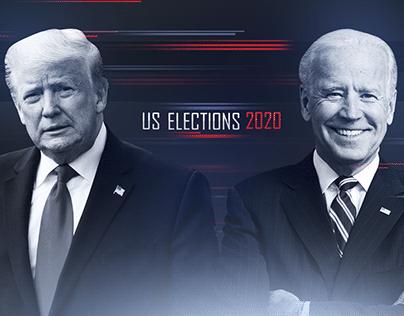 Us Elections 2020 Branding
