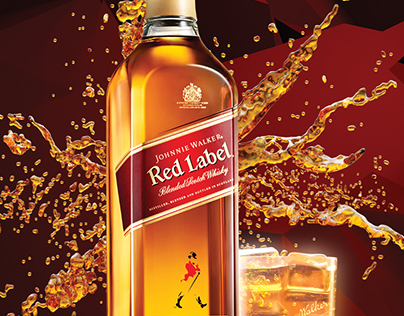 Diageo Johnnie + Ginger on trade