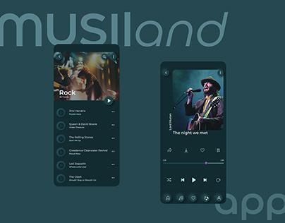 Musiland | Music App