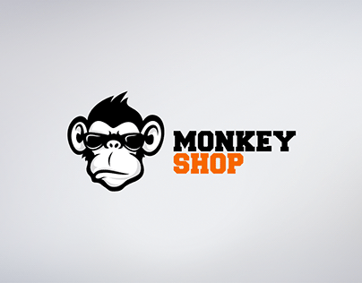 Logo - Monkey Shop