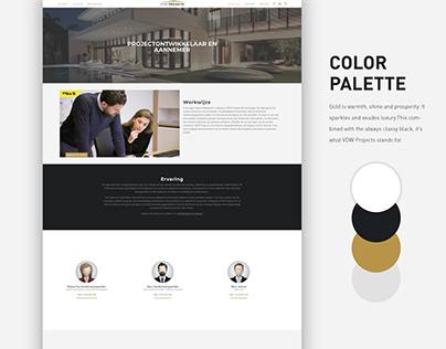 Webdesign & brandidentity