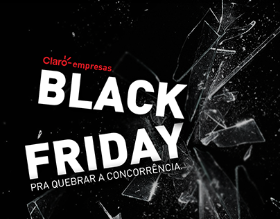 Black Friday - Claro Brasil