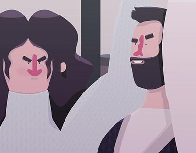 Everyday Sexism Animation