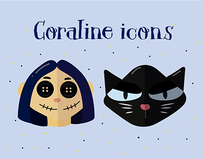 Coraline Projects Photos Videos Logos Illustrations And Branding On Behance