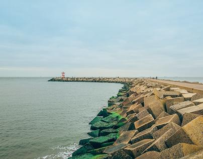 Dutch landscapes I: The ubiquitous water