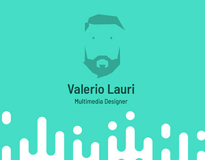 Valerio Lauri official website restyling