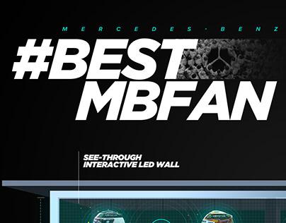 Mercedes-Benz: #BestMBfan, activation