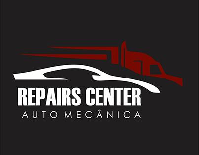 Logotipo - Repairs Center