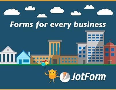 JotForm Facebook Ad