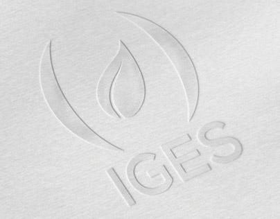 IGES logo design