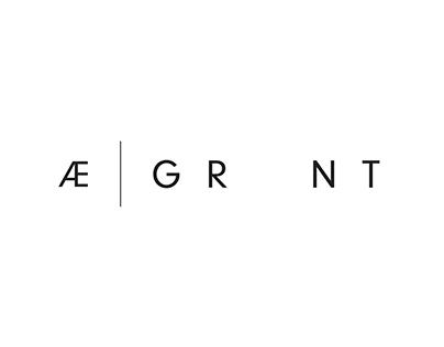 GRÆNT  |  Logo and website design (pitch phase)