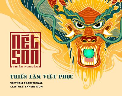 NET SON TRIEU NGUYEN | EVENT TRIEN LAM VIET PHUC