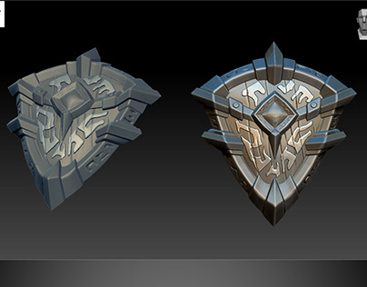 3d model and texture