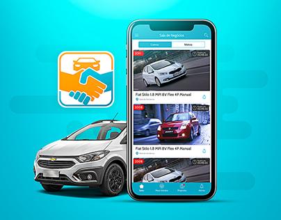 Mutt - Car-Buying App | UI & UX