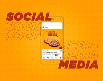 Social Media | Pizza Klub
