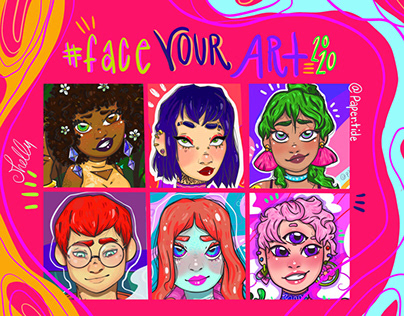 Face Your Art Challenge 2020
