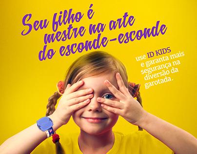 ID Kids | Branding / Embalagem